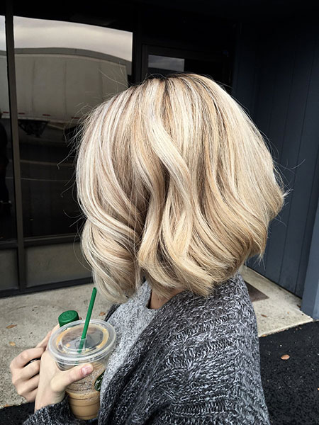 Loose Curls Hairstyles for Short Hairstyle