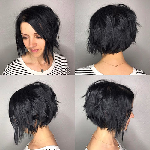30 Short Hairstyles Back And Front For The Style Year 2019 Best Hairstyles Ebeststyles Com