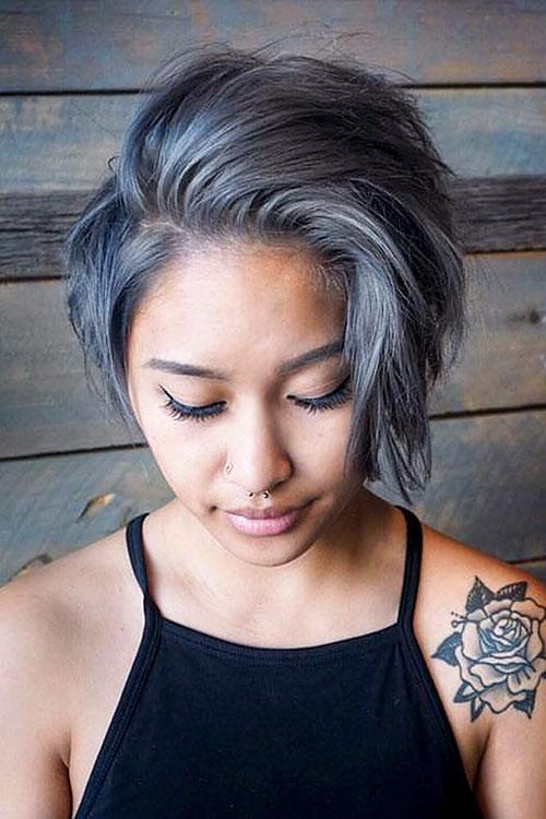 Pixie Hair Colour Pictures