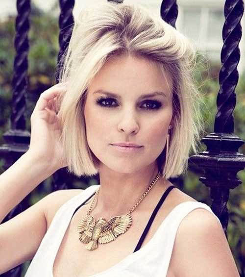 Short Hairstyles For Fine Straight Hair