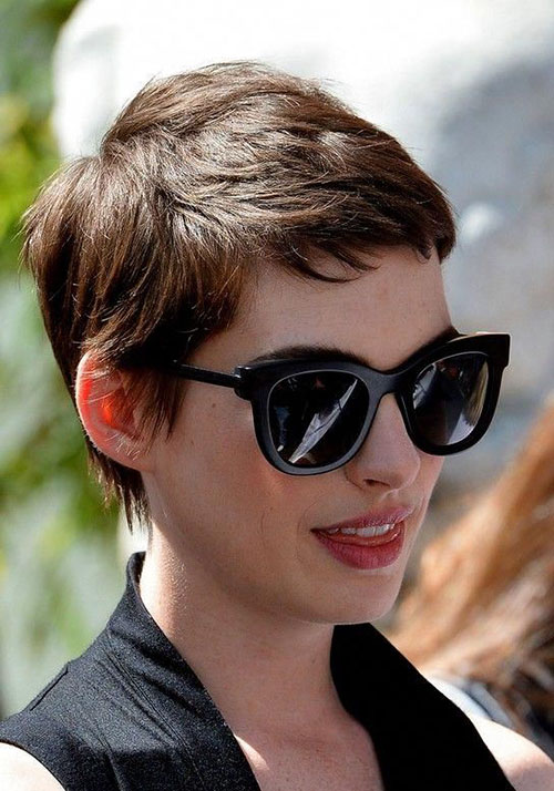 Pictures Of Short Pixie Cuts