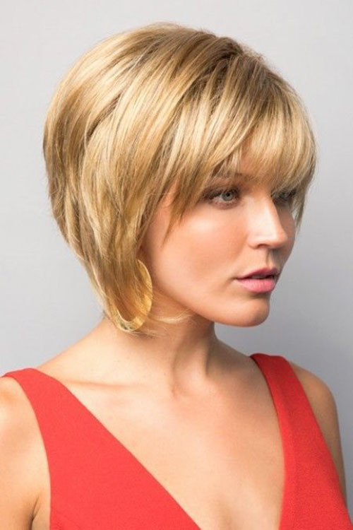 Short Styles For Fine Straight Hair