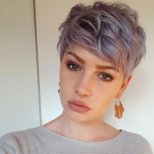 Pixie Cut Short Hairstyles