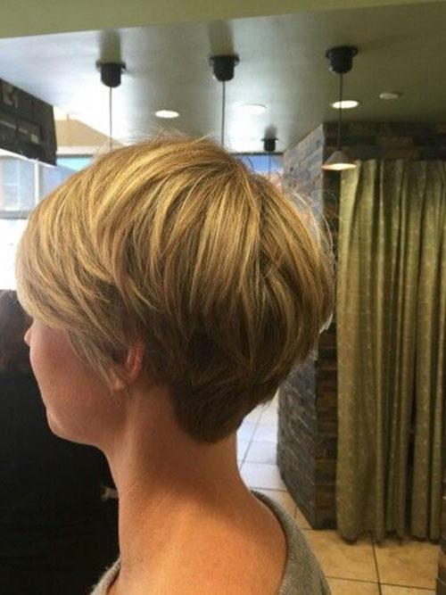 Short Cropped Haircut