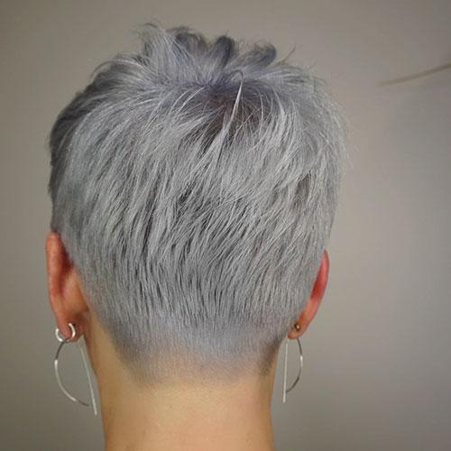 Short Cropped Hair