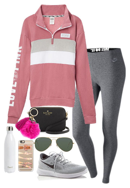 Cute Gym Outfits