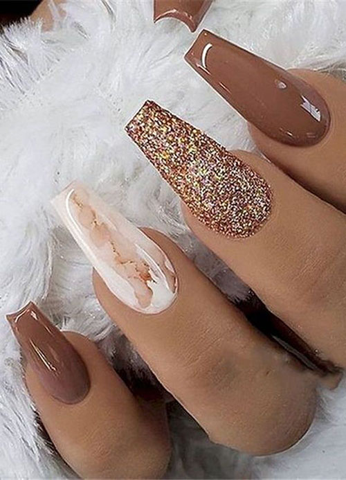 Harry Styles Inspired Nails
