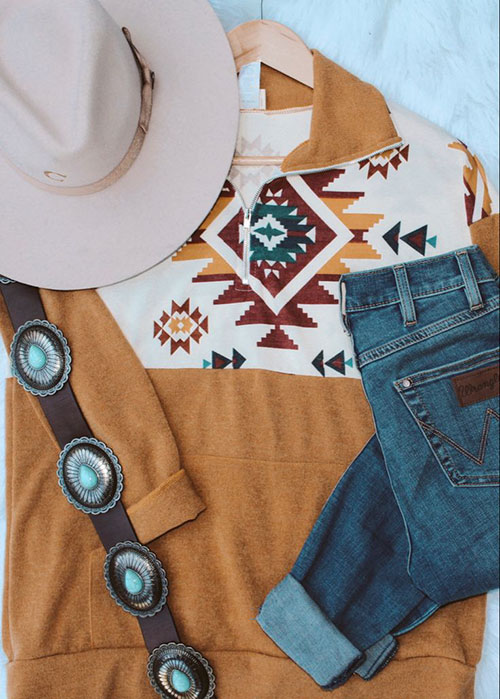 Cute Cowgirl Outfits For Girls