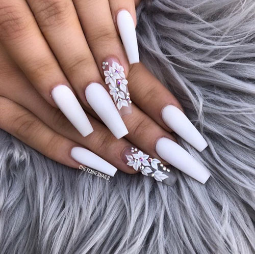 Super Long Fake Nails