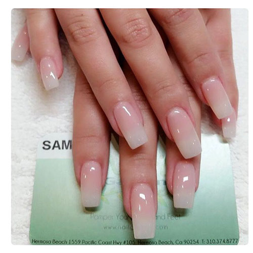 American Manicure Nails