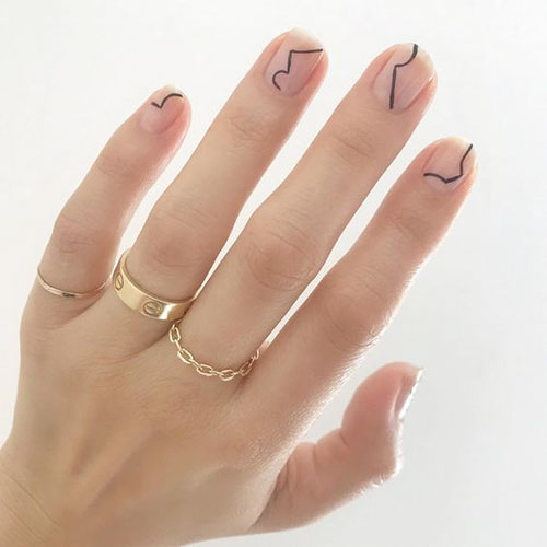 Nail Styles For Teens