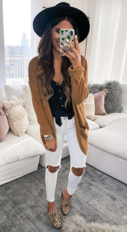 Cute Fall Outfits 2020