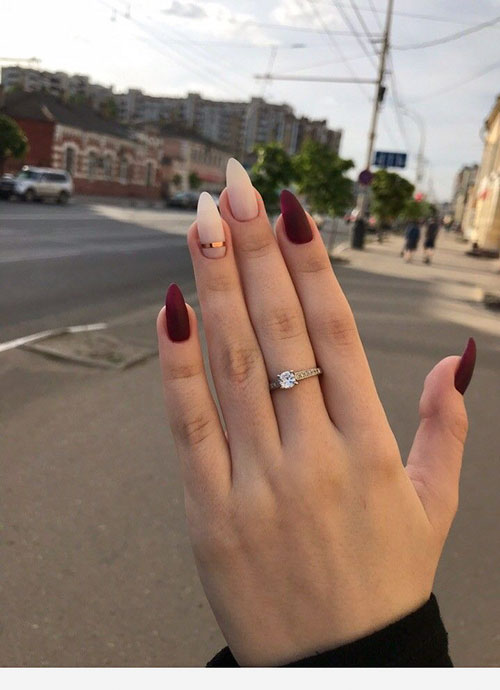 Styles Of Nails