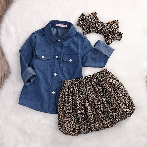 Personalized Baby Girl Outfits