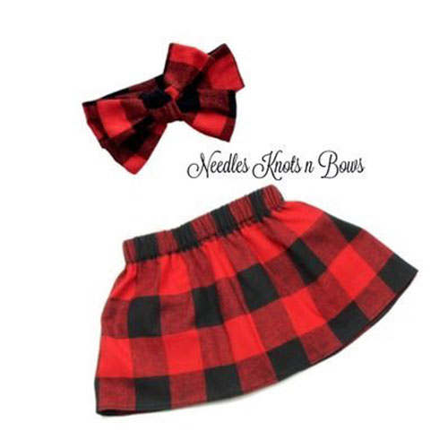 Christmas Outfits For Girls 2020