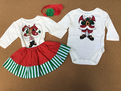 Matching Boy And Girl Valentine Outfits