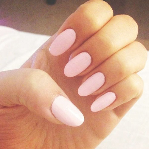 Narrow Almond Nails