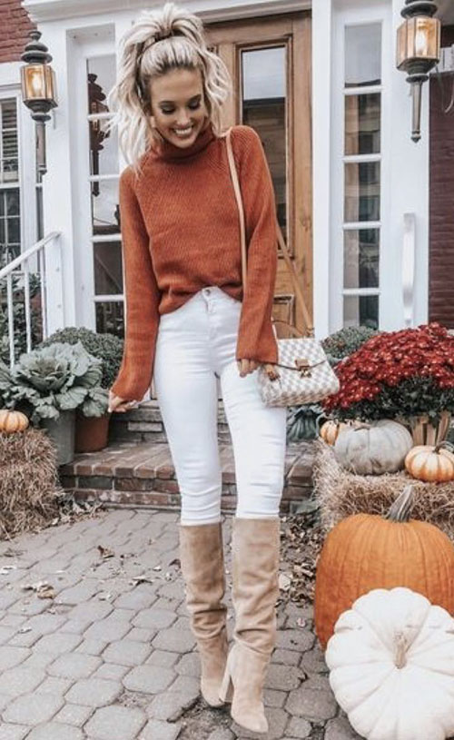 Cute Fall Outfits For Women In 2020