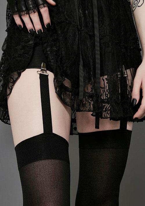 Cute Goth Outfit Ideas