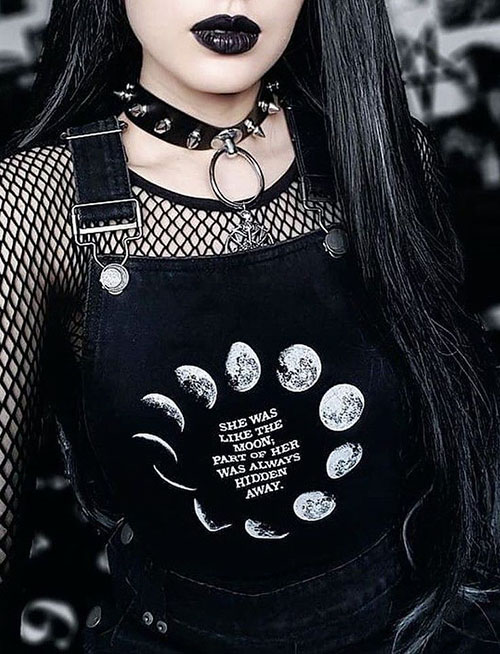 Cute Goth Outfits For Women