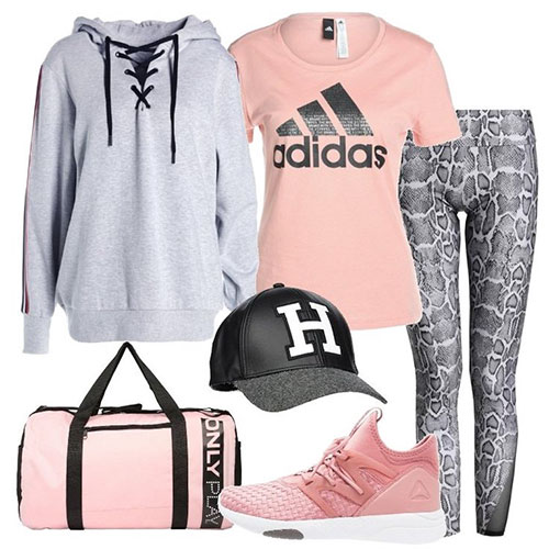 Cute Outfits For Gym