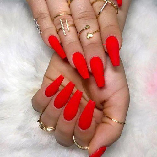 Long Fake Nails