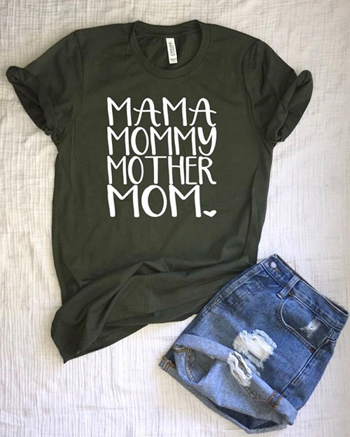 Newest Mom Outfits