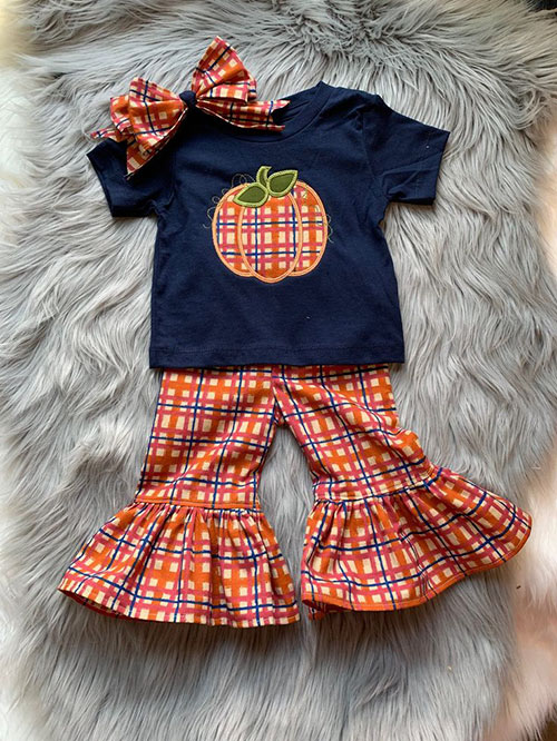 Baby Girl Outfits With Bows