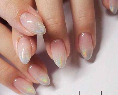 Nails Neutral Colors