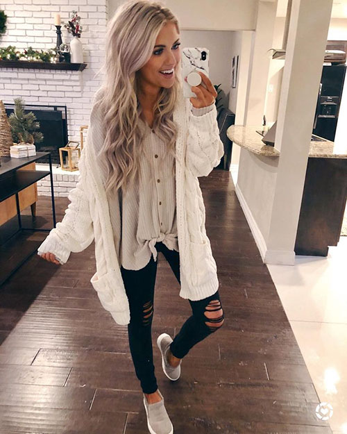 Cute Young Mom Outfits