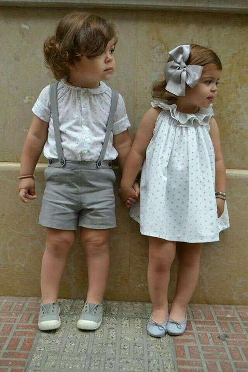 Boy Girl Matching Outfits