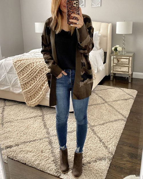 Classy Cute Fall Outfits 2020