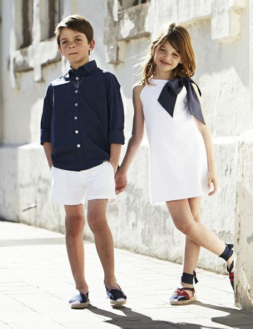 Boy And Girl Matching Outfits