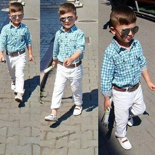 50S Outfits For Boys