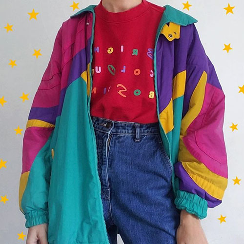 1980S Outfits