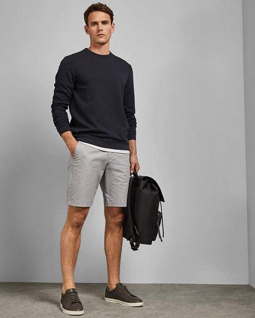 Men Shorts Outfits