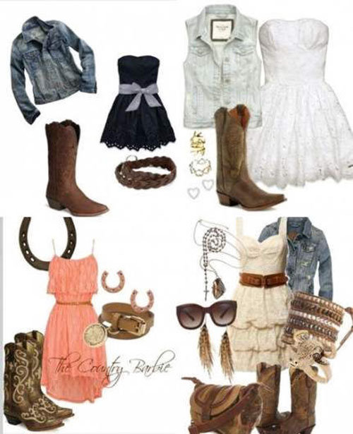 Cute Cowgirl Outfits