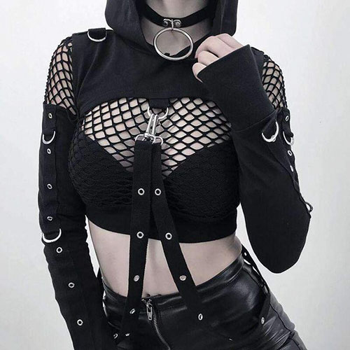 Cute Goth Outfits In 2020