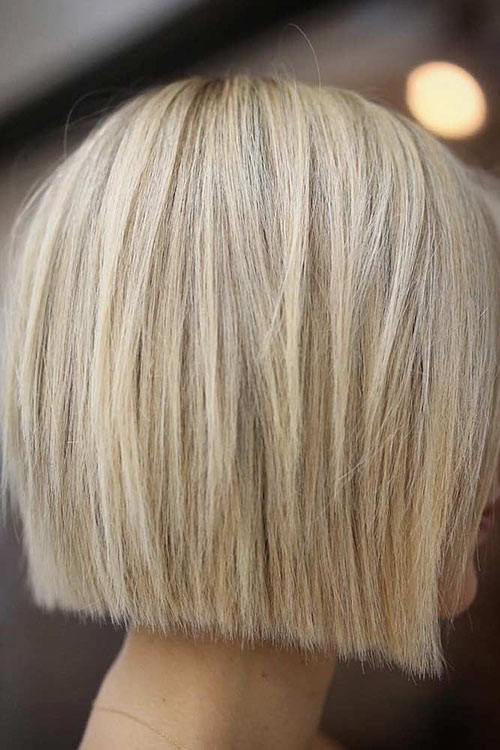Layered Bob Haircuts For Thin Hair