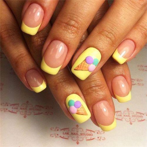 Nexgen Nail Designs For Summer
