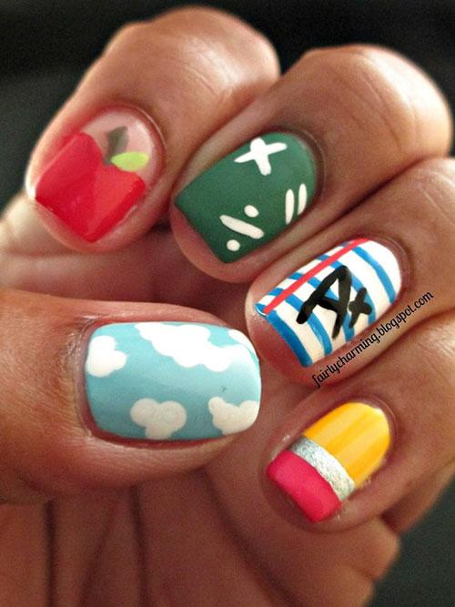 Fun Summer Nail Designs